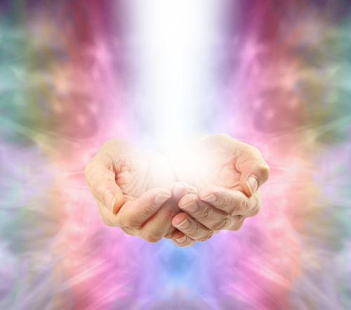 Hände und Gnadenstrom 2