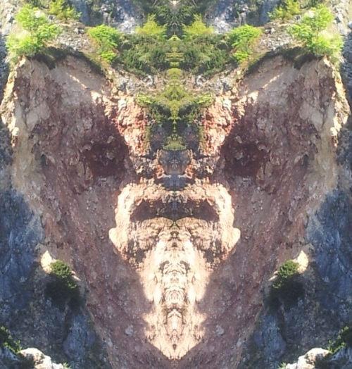 Untersberg-Felssturz-Herz-gespiegelt